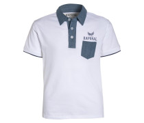 MOLVA Poloshirt optical white