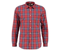 FITTED - Hemd - red