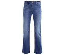 SKINNY BOOT Flared Jeans midtown blues