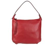 MILA 1304 Shopping Bag rosso