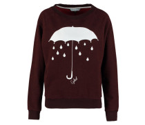 Sweatshirt deep wine