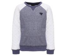 QUINZY Sweatshirt blue melange