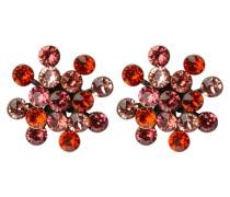 MAGIC FIREBALL - Ohrringe - coralline/orange antique
