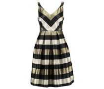 ETHEAL Cocktailkleid / festliches Kleid black/gold