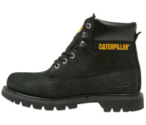 COLORADO Schnürstiefelette black