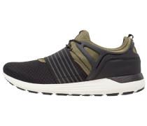 Sneaker low - black/olive