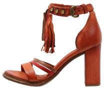 IRON High Heel Sandaletten arancio/fire/castagna