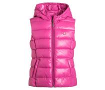 Weste pink