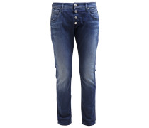 PILAR Jeans Relaxed Fit tinted blue