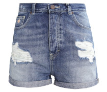 Jeans Shorts - ocean reflection