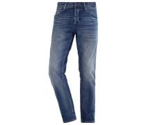 JJIBOXY - Jeans Straight Leg - blue denim