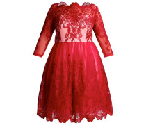 AVIANA Cocktailkleid / festliches Kleid red