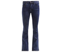 MACY Flared Jeans 70´s stone