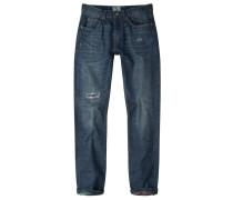 MARC Jeans Straight Leg dark blue