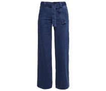 SAN FRANCISCO Flared Jeans blue denim