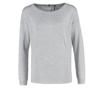 DOLLIE Strickpullover light grey melange