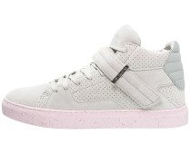 SASHIMI - Sneaker high - cool grey/rose pink/white