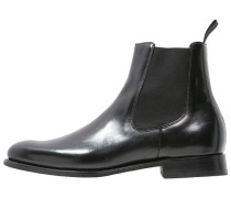 BEDALE Stiefelette black polish