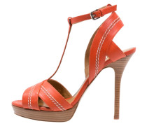 FILIPA High Heel Sandaletten orange