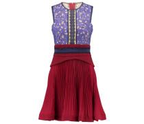 CREME DE CASSIS Cocktailkleid / festliches Kleid bordeaux/plum/midnight blue