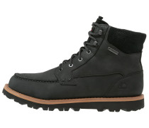KJENNING GTX Snowboot / Winterstiefel black/mustard