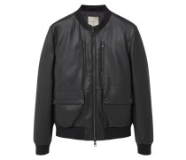ROCKER Bomberjacke black