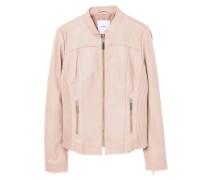 FELIPA - Lederjacke - pastel pink