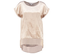 PALENCIA VELVET - T-Shirt print - nude