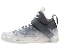 BASKET Sneaker high used asport bianco/nero