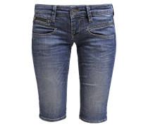 BELIXA Jeans Shorts flexy blue