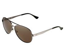 Sonnenbrille - shiny gunmetal
