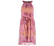 VALENTINA Freizeitkleid pink