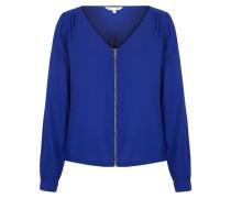 Bluse - cobalt blue