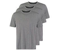 3PACK - T-Shirt basic - dark grey