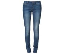 WONDER Jeans Slim Fit med indigo wash