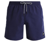 POPUP Badeshorts navy night