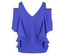 OPOOL Bluse bleu electrique