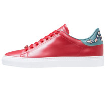 WILLY - Sneaker low - red/green