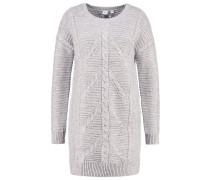 Strickkleid heather grey