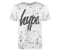 TShirt print white/black