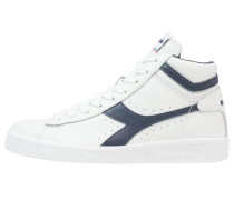GAME - Sneaker high - white/dress blues