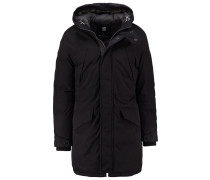EXPEDIC HDD COTTON PARKA - Wintermantel - black