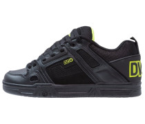 COMANCHE - Skaterschuh - black/lime