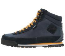 BACKTOBERKELEY II Snowboot / Winterstiefel urban navy/citron yellow