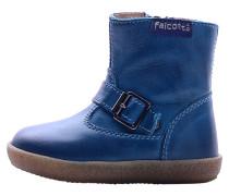 Stiefelette light blue