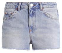 MOM - Jeans Shorts - blue denim