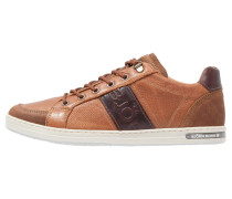 GENE Sneaker low tan/brown