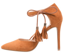 GEORGIE High Heel Pumps brown