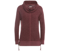 NANDA Sweatshirt bordeaux