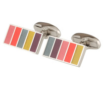 Manschettenknopf - silver-coloured